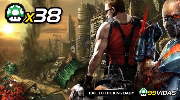 99Vidas 38 - Doom, Quake e Duke Nukem